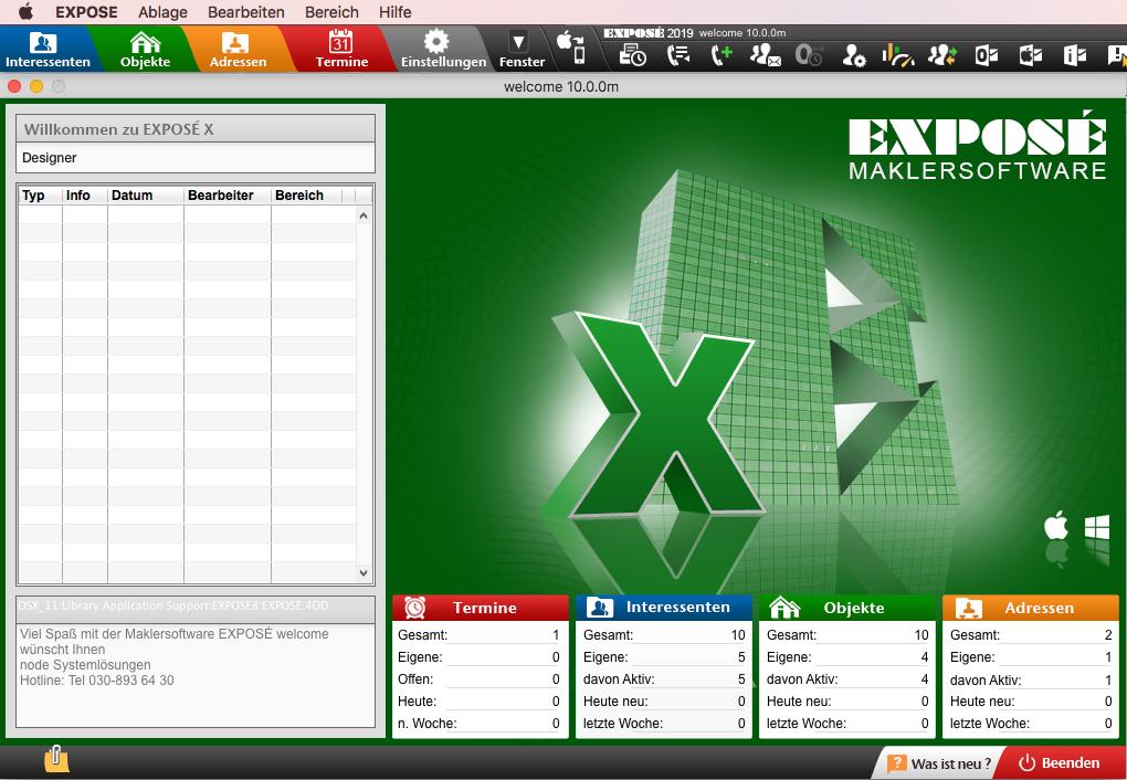 EXPOSÉ 9  Maklersoftware